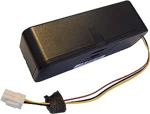 INTENSILO Li-Ion Batería 6000mAh (14.4V) para Samsung Navibot ...
