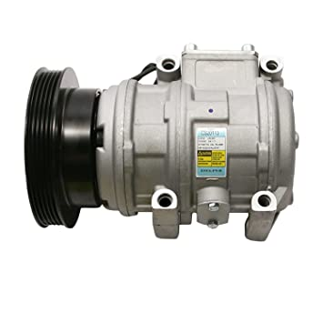 Delphi cs20113 10s17 nuevos Compresor De Aire Acondicionado: Amazon.es: Coche y moto