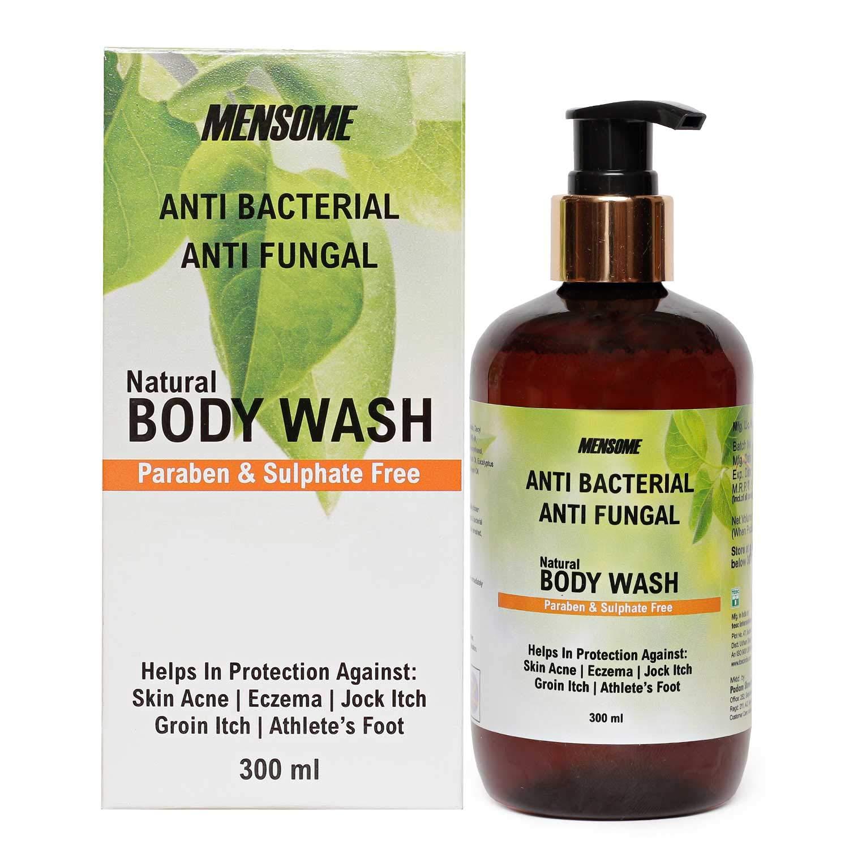 Anti Bacterial and Anti Fungal Body wash with Apple Cider Vinegar, Oregano Oil, Turmeric Oil