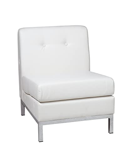 Perfect Work Smart/Ave Six OSP Furniture Wall Street Armless Chair