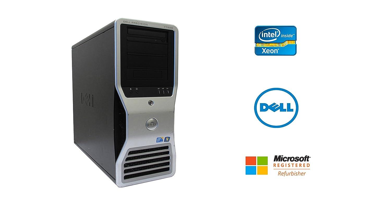 Amazon com: Dell Precision T7400 Intel Xeon 8 Core 3GHz 64GB