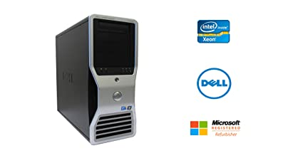 Amazon com: Dell Precision T7400 Intel Xeon 8 Core 3GHz 64GB