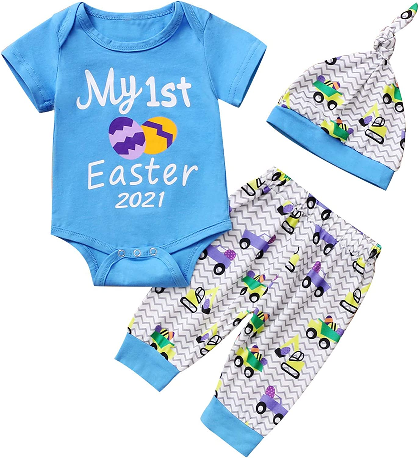 Personalised My First Easter Baby Bodysuit 1st Easter Baby Gift Bunny Bodysuit Easter Egg Bodysuit Custom Baby name bodysuit Easter day gift