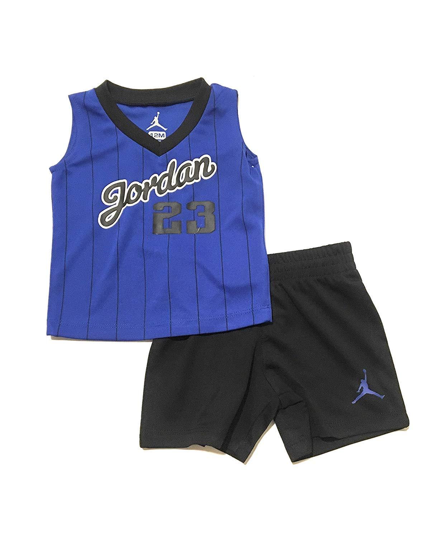 Jordan Baby Tank-Top /& Short Size 12 Month
