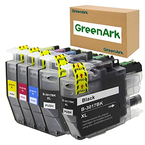 Amazon.com: GreenArk LC3017 - Cartuchos de tinta de repuesto ...