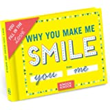 Knock Knock  Why You Make Me Smile Fill In The Love Journal (50251)