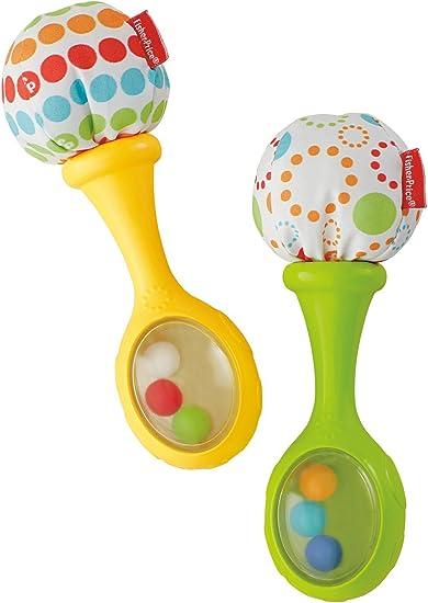 Fisher-Price Little People BLT33 sonajero Little People BLT33, Niño/niña, 3 Mes(es): Amazon.es: Juguetes y juegos
