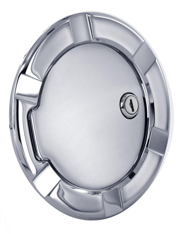 AllSales Mfg Inc 6900K Billet Fuel Door
