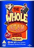 Mr Bean The Whole Bean Complete DVD Collection [Import]