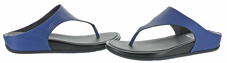 e66a346112ebb9 FitFlop Banda Sandals (Perf) Royal Blue  Amazon.co.uk  Shoes   Bags