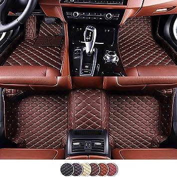 CLIPS JAGUAR XF Fully Tailored Car Floor Mats 2008-2014 Carpet Rubber