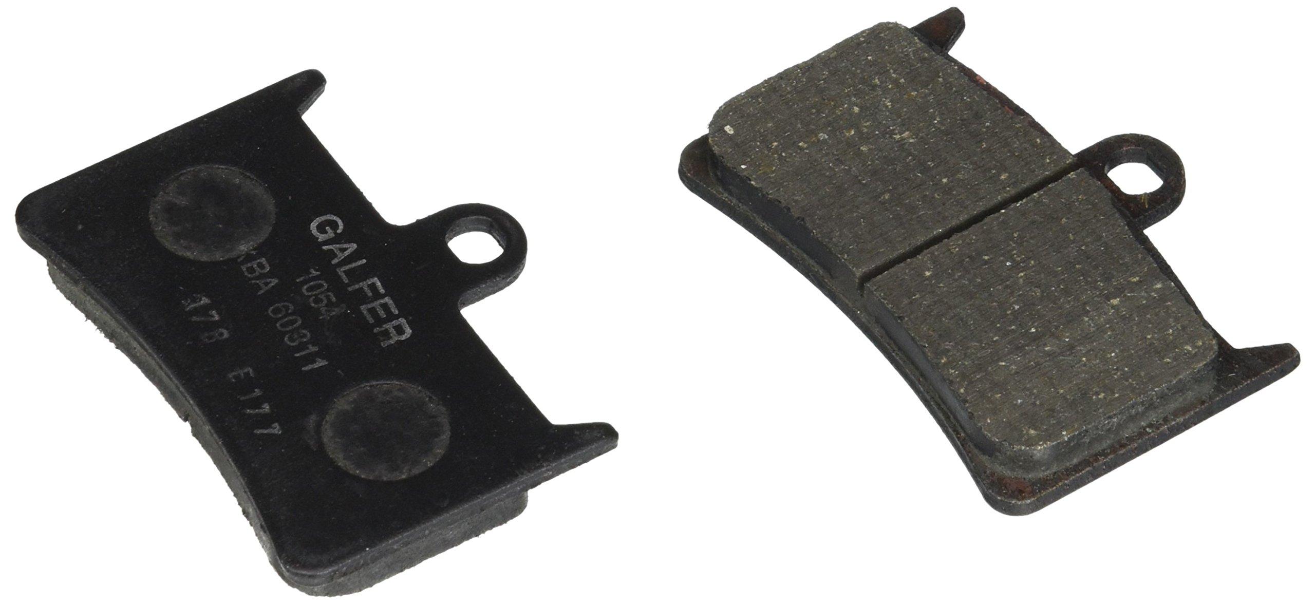 Galfer FD178G1054 Semi-Metallic/Organic Brake Pad