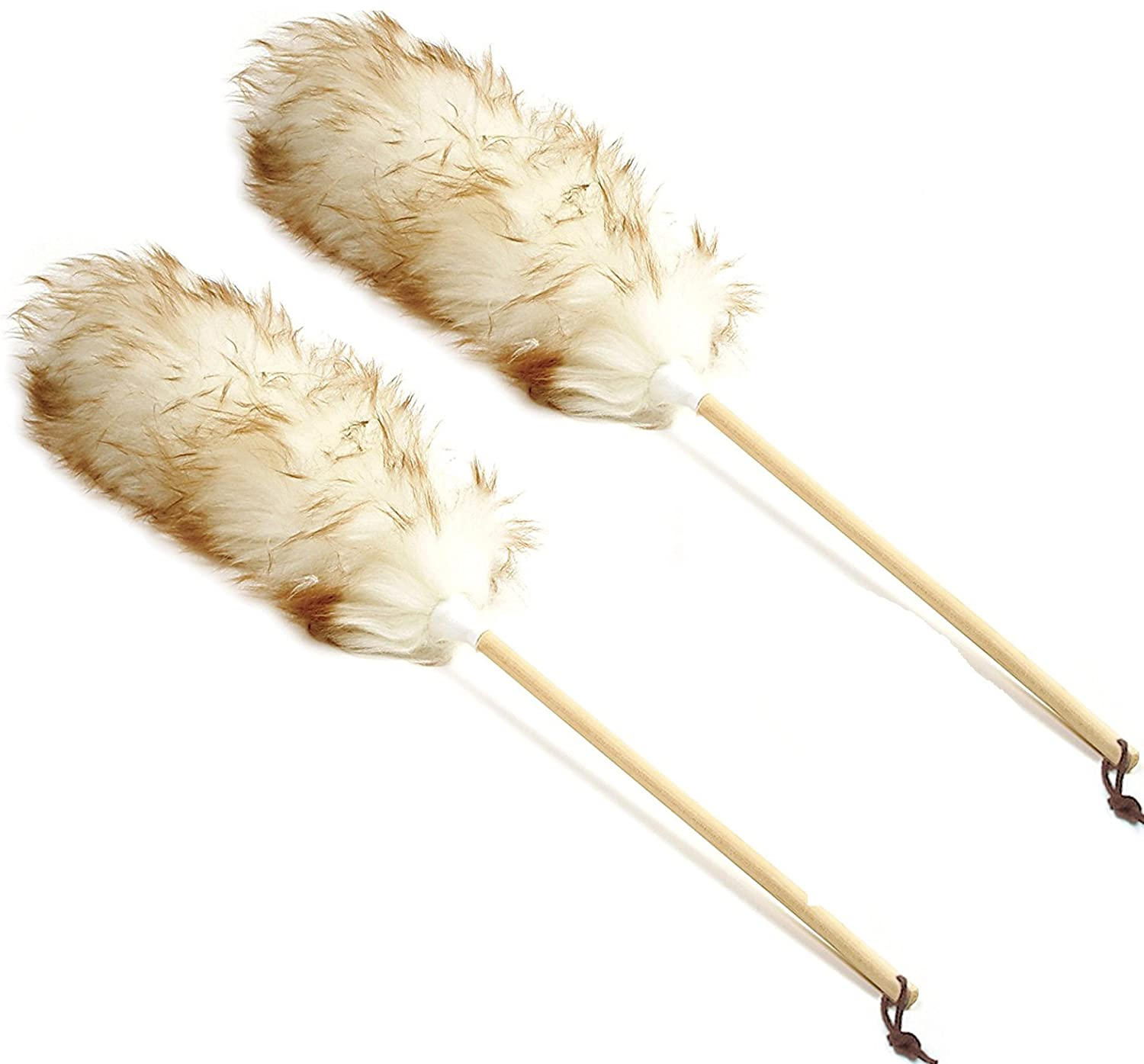 Norpro Pure Lambswool Duster, 12