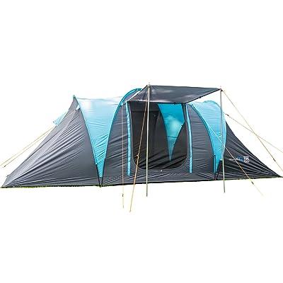 SKANDIKA Hammerfest 4 Protect Tente Familiale d&OcircMe Mixte, 4 Places