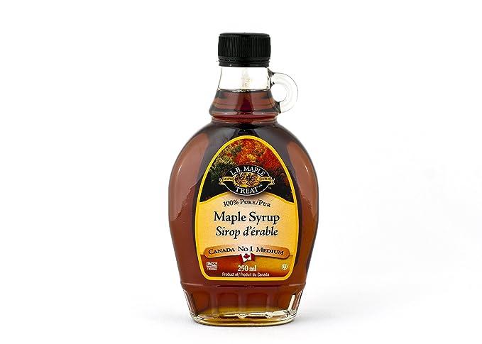 c07e2b50f09 Lb Maple Treat 250ml Gl Bottle Autumn Label Canada 1 Medium Syrup