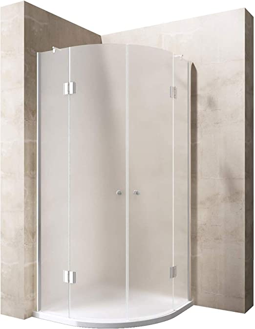 80 x 80 x 196 cm Diseño Mampara de ducha ravenna02s, incluye plato ...