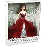 Barbie Collector 2015 Holiday Doll - Auburn by Mattel