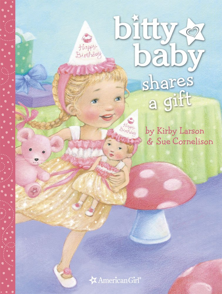 Download Bitty Baby Shares a Gift pdf