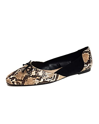0d0337849ff38 Zara Femme Ballerines à nœud 3532 001  Amazon.fr  Chaussures et Sacs