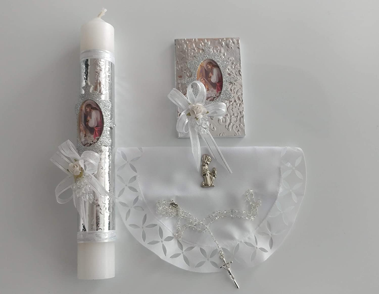 Amazon.com: First Communion Favors For Boy, 12pcs / Prayer ...