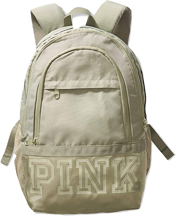 Victoria/'s Secret PINK Nation Collegiate Backpack Hot Pink BNWT BP19