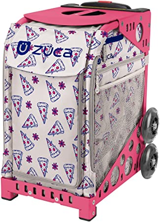 Zuca Pizza Time Limited Edition Sport Insert Bag /& Frame Pink