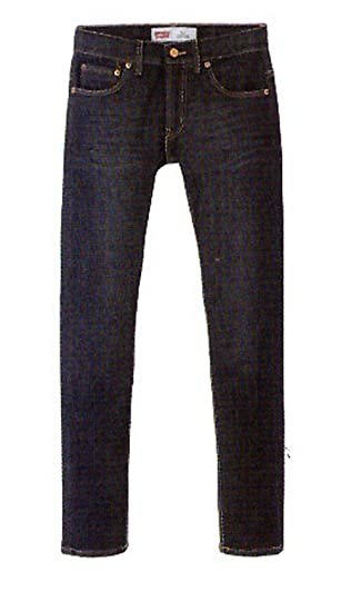 9146f9074a5 Levi's 512 Boys NM22227-46 Slim Fit Tapered Leg Jeans: Amazon.co.uk ...