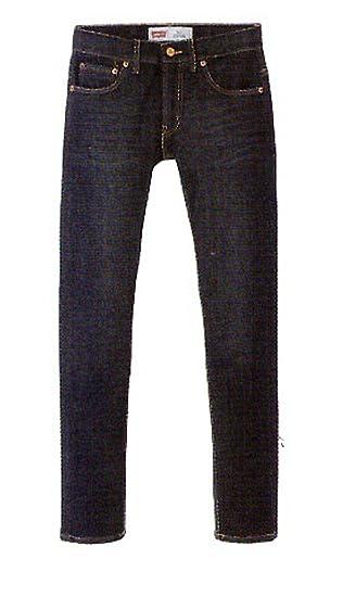 97ba29094 Levi's 512 Boys NM22227-46 Slim Fit Tapered Leg Jeans: Amazon.co.uk ...