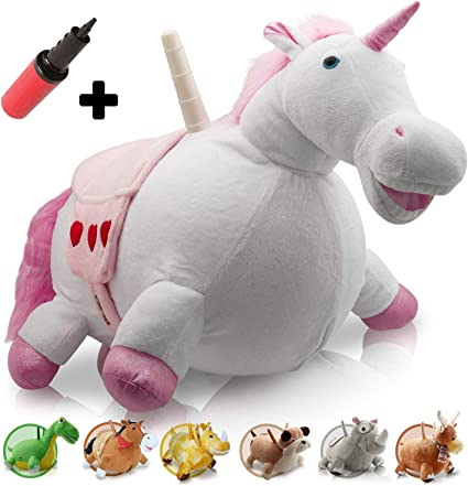 Amazon.com: Waliki Toys Juguete rebotador de Lala la ...