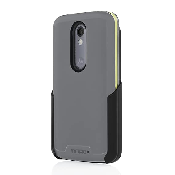 more photos 0d737 45be6 Incipio Cell Phone Cases for Droid Turbo 2 - Gray