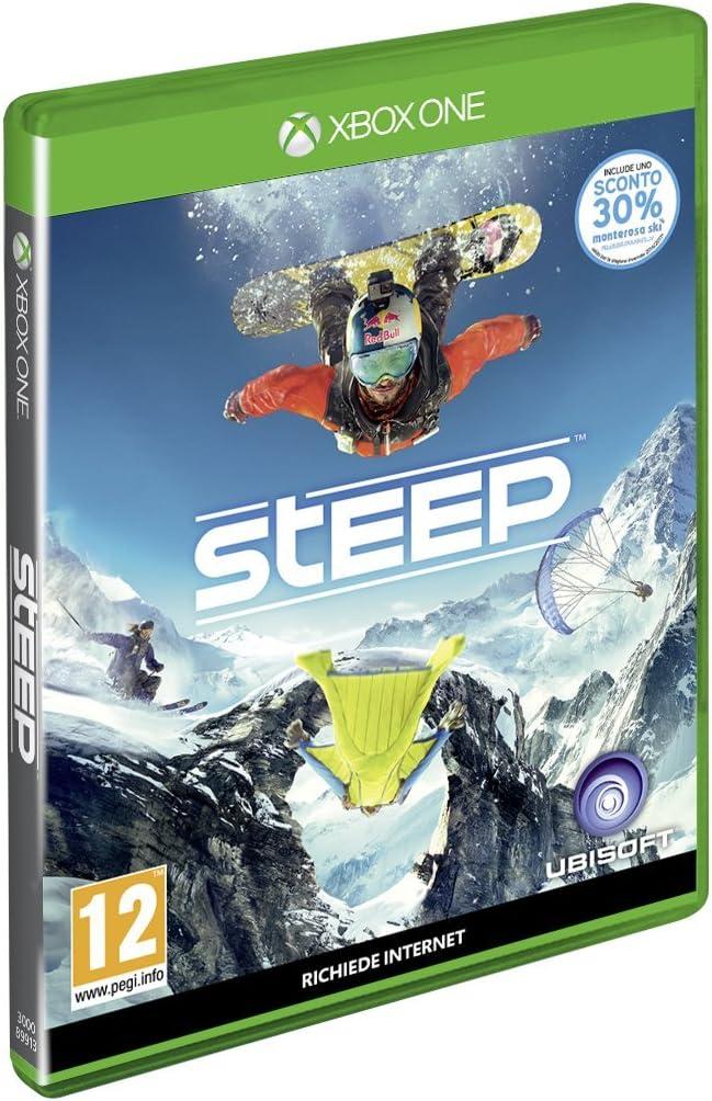 Steep: Amazon.es: Videojuegos