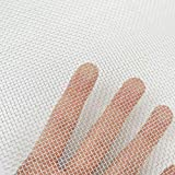 REMOPEST 304 Stainless Steel Wire Mesh, Aperture
