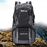 Sport Backpack Moncal 40L Outdoor Lightweight Waterproof Men & Women Rucksack for Climbing Hiking Camping Travel