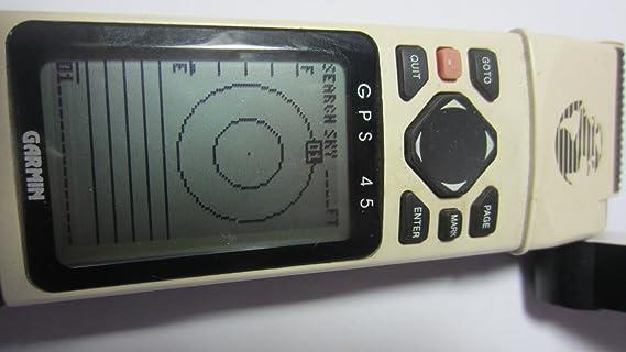 amazon com garmin gps 45 personal marine navigator cell phones rh amazon com garmin gps 45 manual download Garmin GPS Instruction Manual