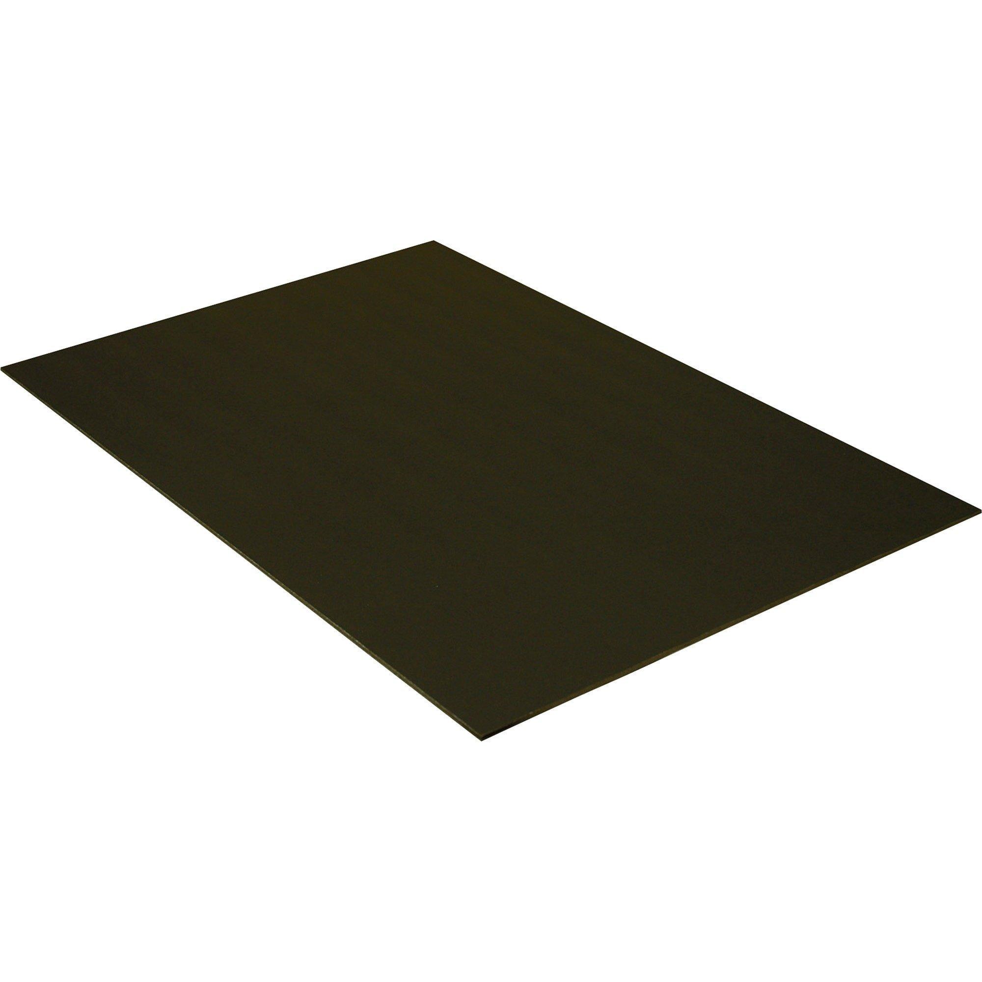 Pacon Foam Board, Black-on-Black, 20'' x 30'', 10 Sheets