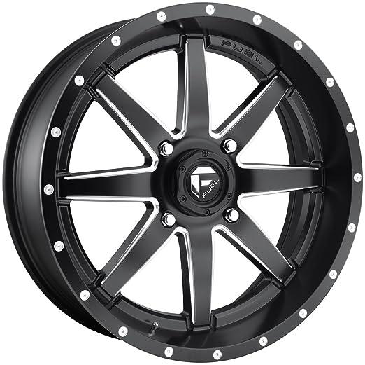 Amazon Com Fuel Maverick Utv Wheels Black 20 Polaris Rzr 1000 Xp