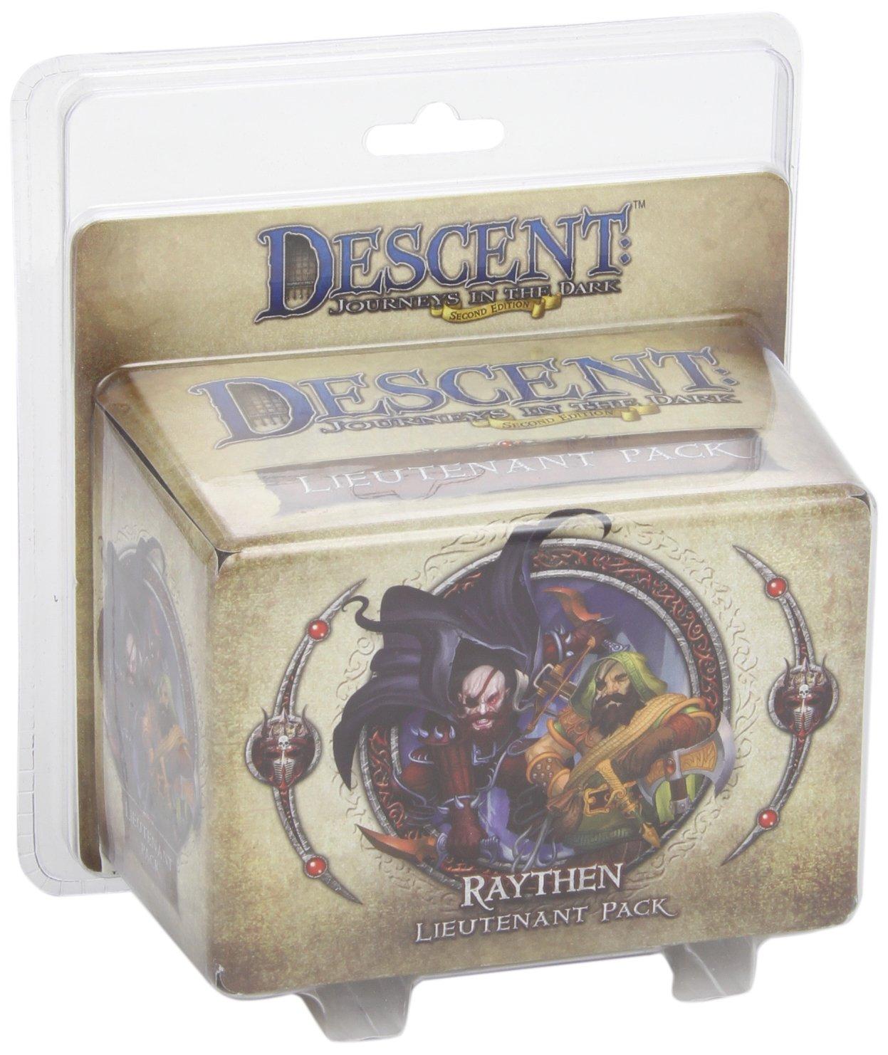 Raythen Lieutenant Descent Second Edition