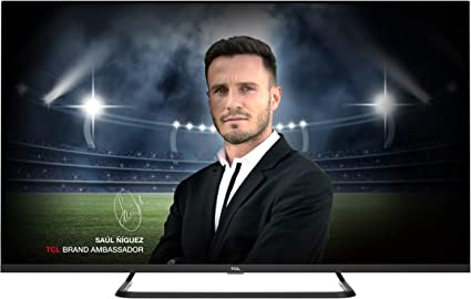 TCL 55EP680 Televisor de 139cm (55 pulgadas), Smart TV con Resolución 4K UHD, HDR10+, Micro Dimming Pro, Alexa, Android TV, Google Assistant Multicolor: Amazon.es: Electrónica