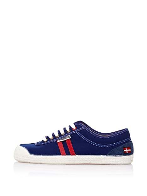 Kawasaki Zapatillas Retro Flag Azul EU 44: Amazon.es: Zapatos y complementos