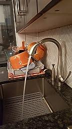 Pfister Avanti 1 Handle Pull Down Kitchen Faucet Tuscan