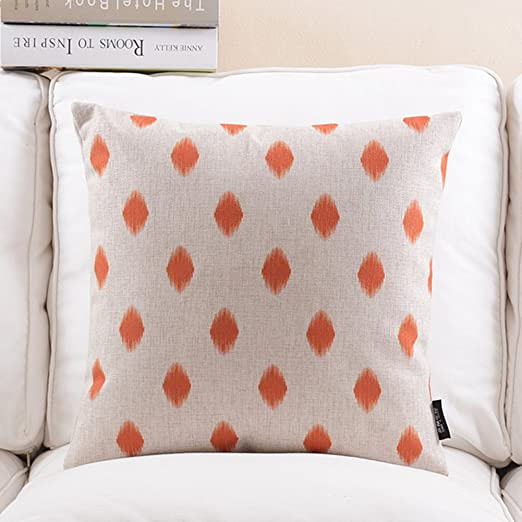 algodón y cojín de lino/Sofá cama almohada/ Amortiguador de ...