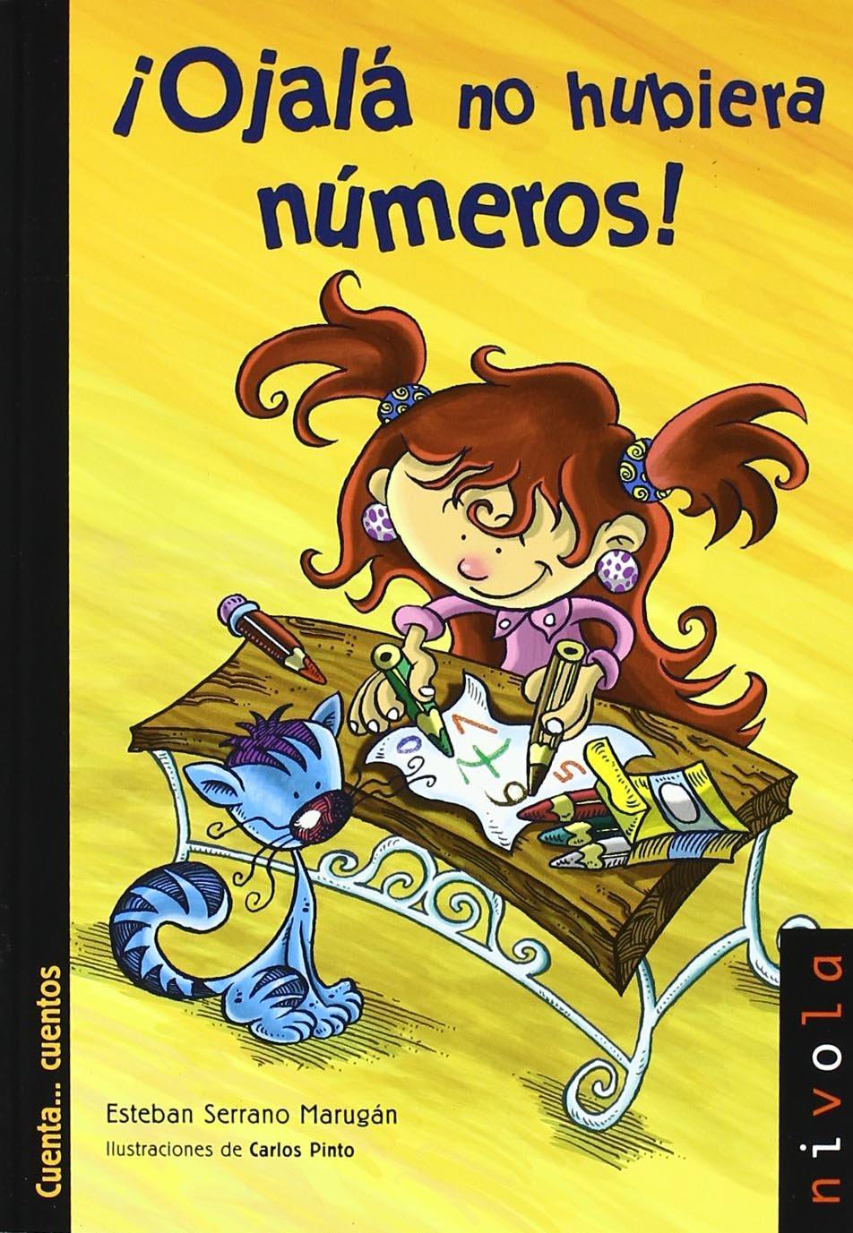 ¡Ojalá no hubiera números! (Spanish) Paperback – November 1, 2010