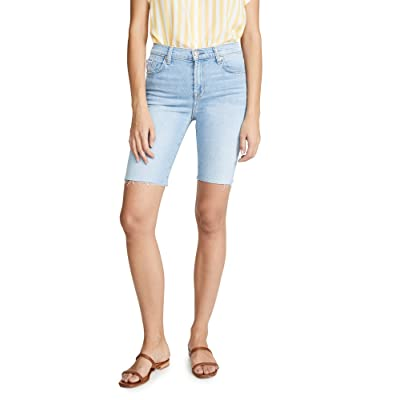 7 For All Mankind Women's Bermuda Shorts: Clothing
