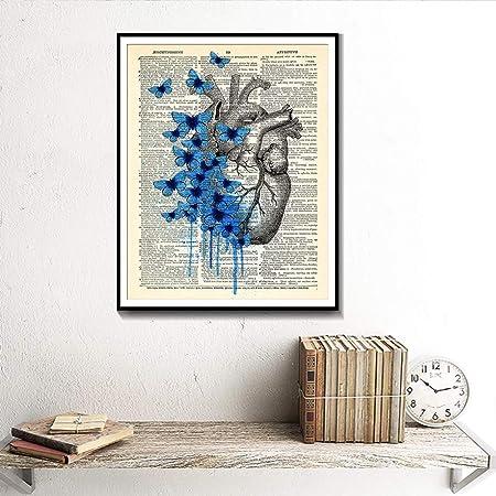 RTCKF Girasol Pintura Moderna decoración del hogar impresión ...