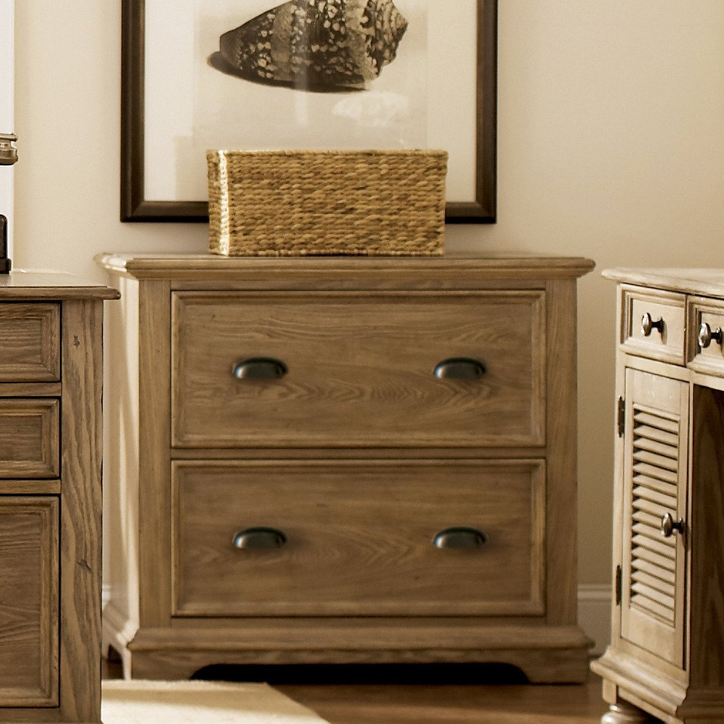 Amazon.com: Riverside Furniture Coventry Lateral File Cabinet (Weathered  Driftwood): Home U0026 Kitchen