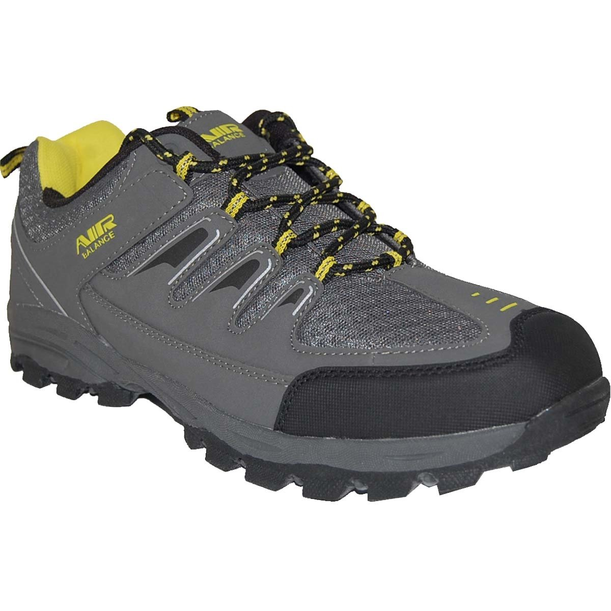 KRAZY SHOE ARTISTS Rugged Hiker Men's Outdoor Lace Up Shoes -Size 9-5