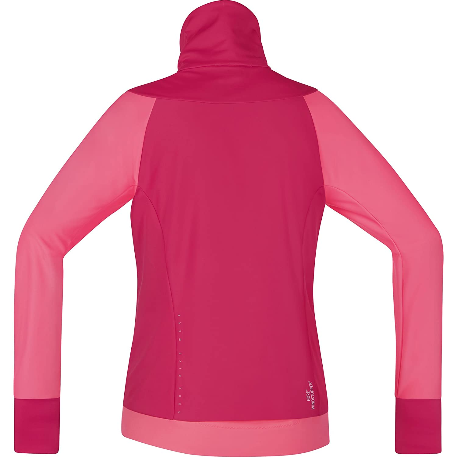 GORE BIKE WEAR Power TrailWinstopper Soft Shell Chaqueta, Mujer: Amazon.es: Zapatos y complementos