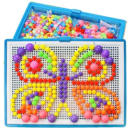 Uñas Niños De Para Tablero Zhongsufei Seta Puzzle Hongos Setas bf7yYgv6