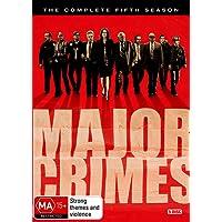 Major Crimes: S5
