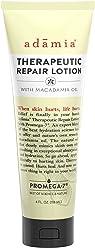 Adamia Therapeutic Repair Lotion with Macadamia Nut Oil and Promega-7, 4 Ounce